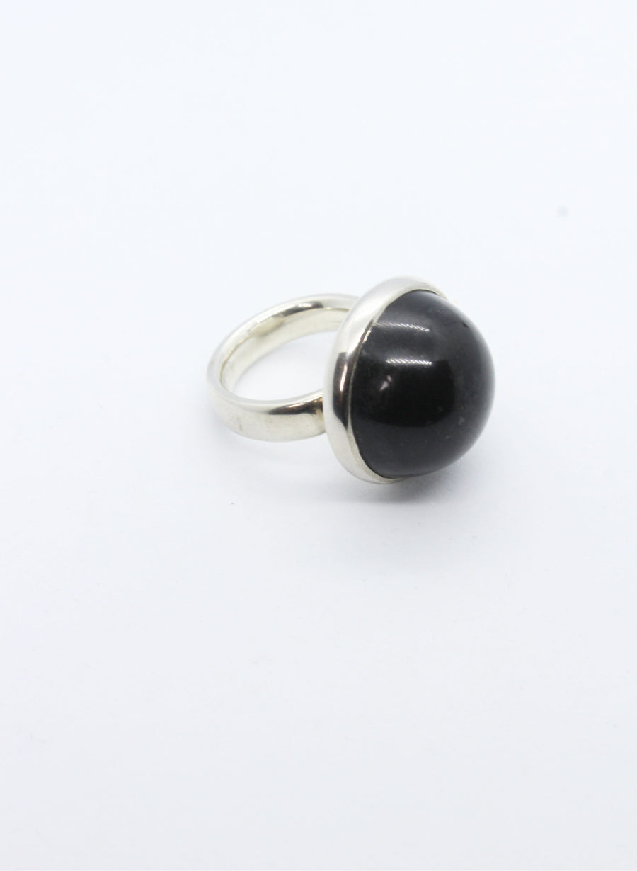 Basalt Dome Ring
