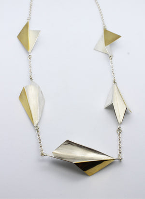 Origami Necklace