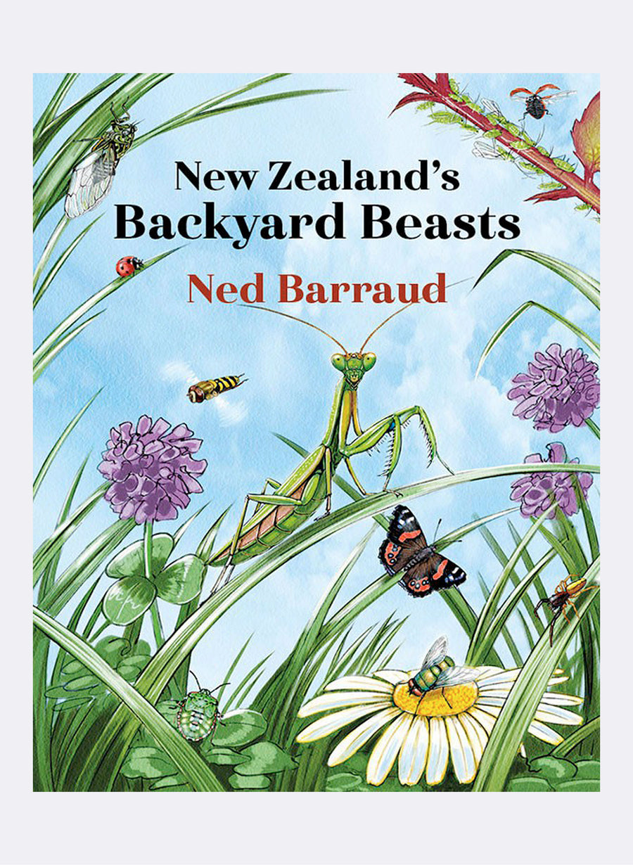 New Zealand's Backyard Beasts