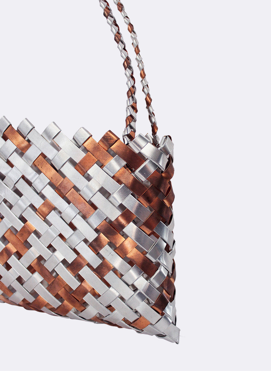 Aluminium & Copper Kete (12 End)