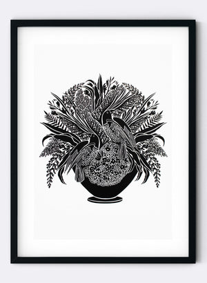 Fernery - Screen Print