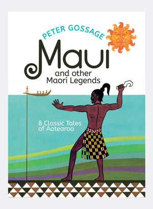 Maui & Other Māori Legends
