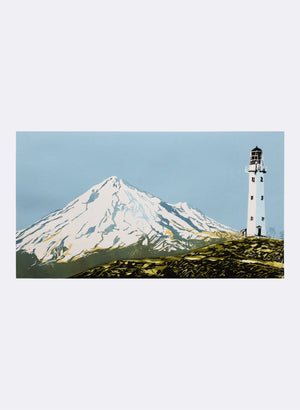 Mount Taranaki / Lighthouse