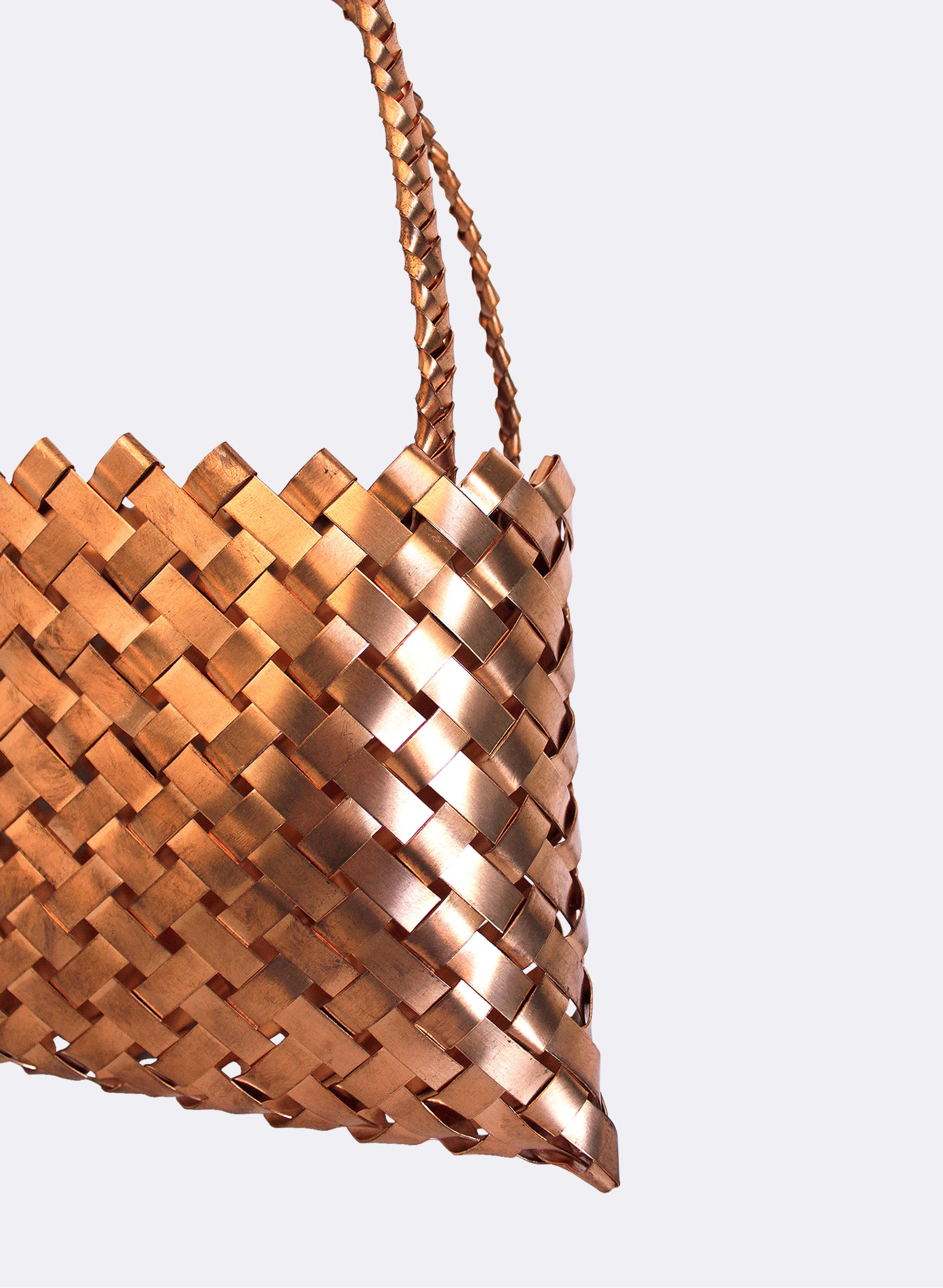 Copper Kete (16 End)