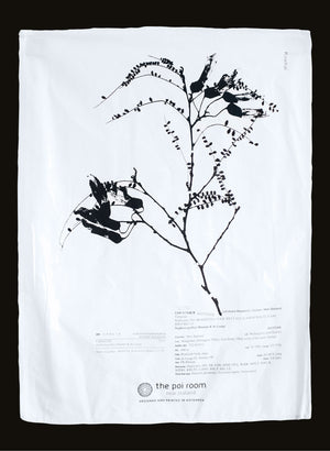 Native Kowhai Tea Towel