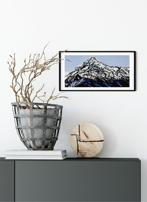 Mount Aoraki (Mount Cook) - Small