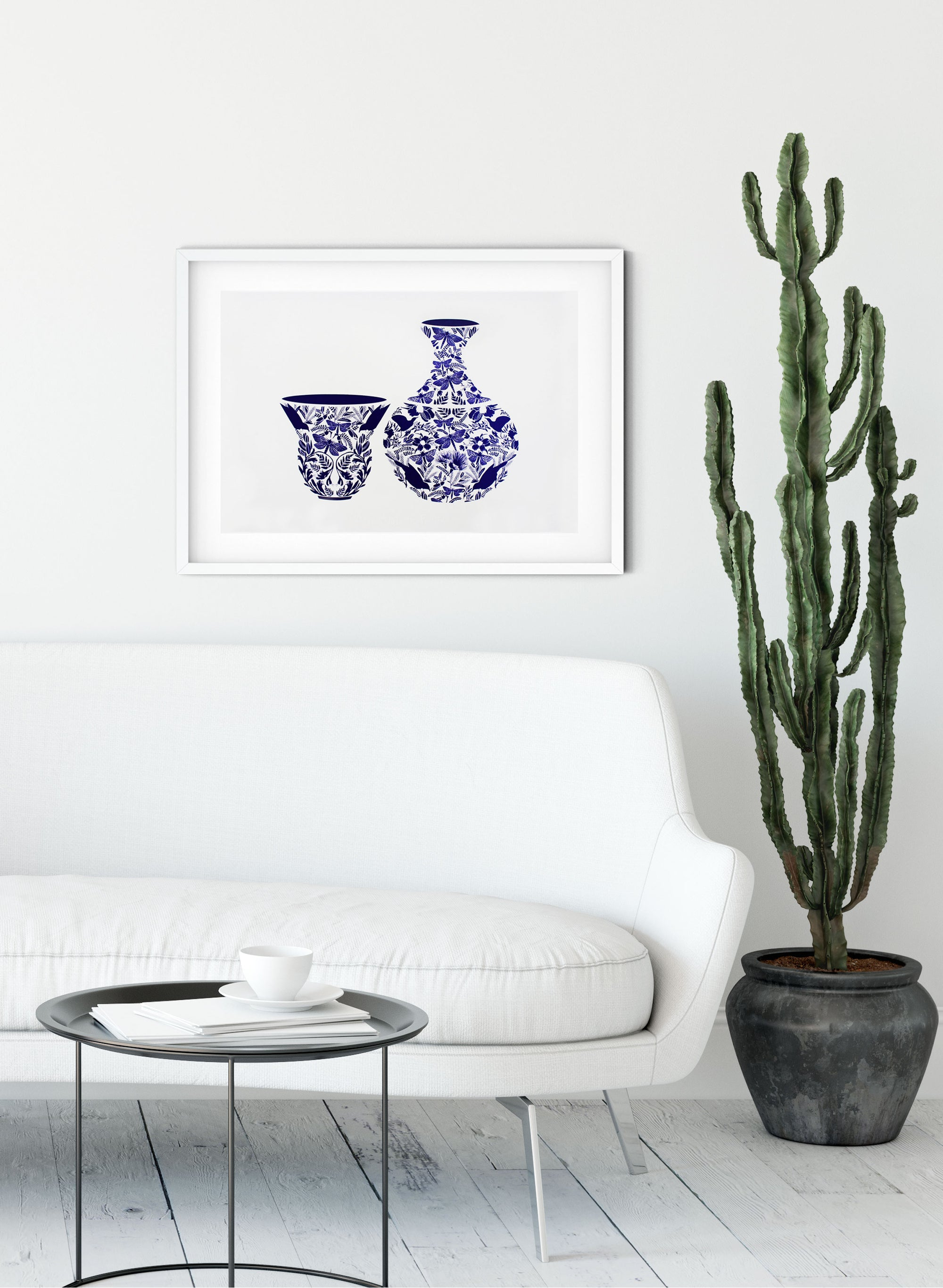 Precious Vessels No.2 - Screen Print