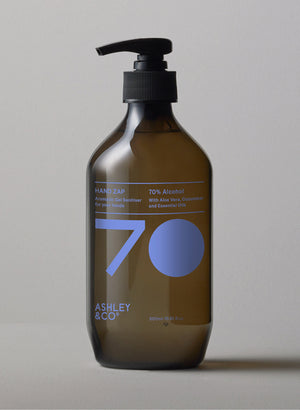 Hand Zap (Aromatic Gel Sanitiser)