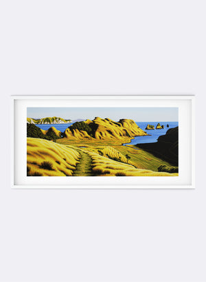 Cooks Cove | Tolaga Bay - Screen Print
