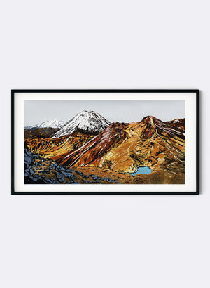 Tongariro Crossing 2