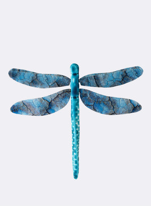Ceramic Dragon Fly - Turquoise