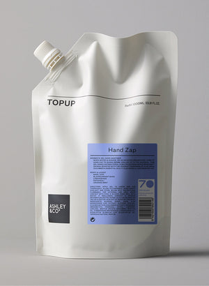 TOP UP - Hand Zap (Aromatic Gel Sanitiser)