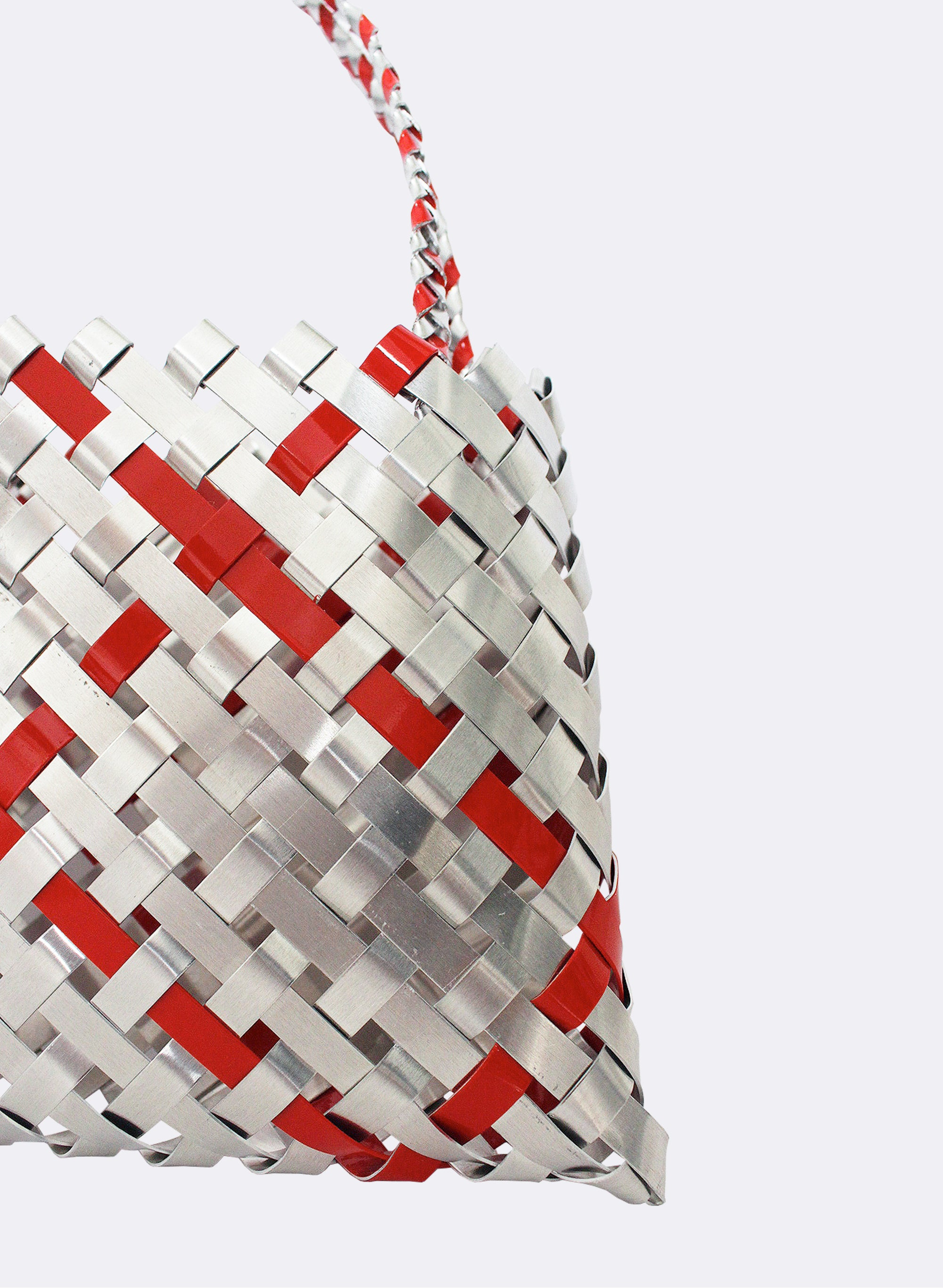 Aluminium And Red Kete (12 End)