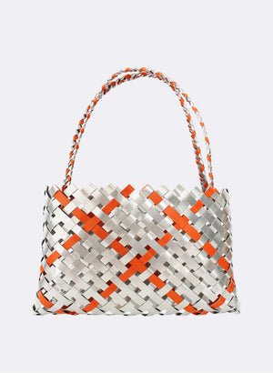 Aluminium And Orange Kete (12 End)