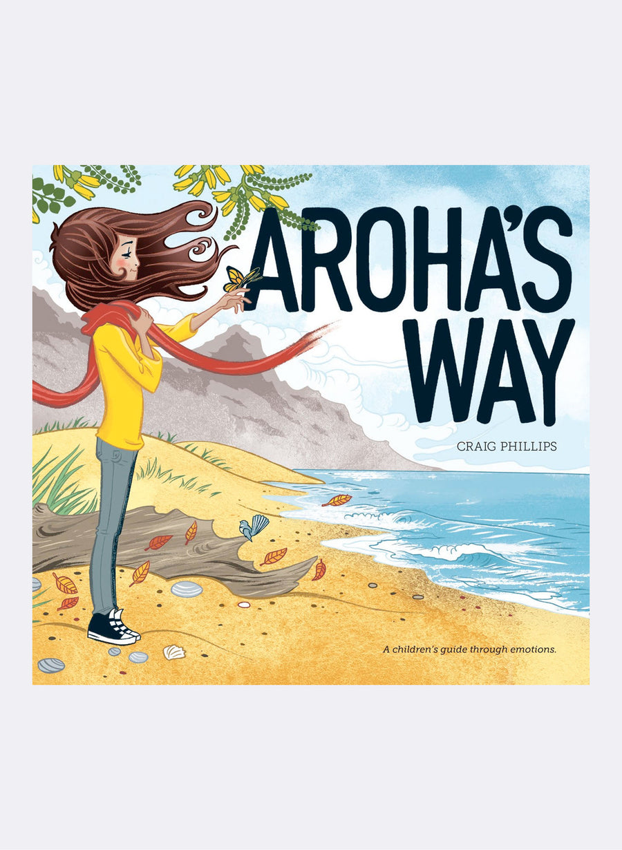 Aroha's Way by Craig Phillips