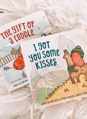Special Edition Box Set - The Gift Of A Cuddle & I Got You Some Kisses