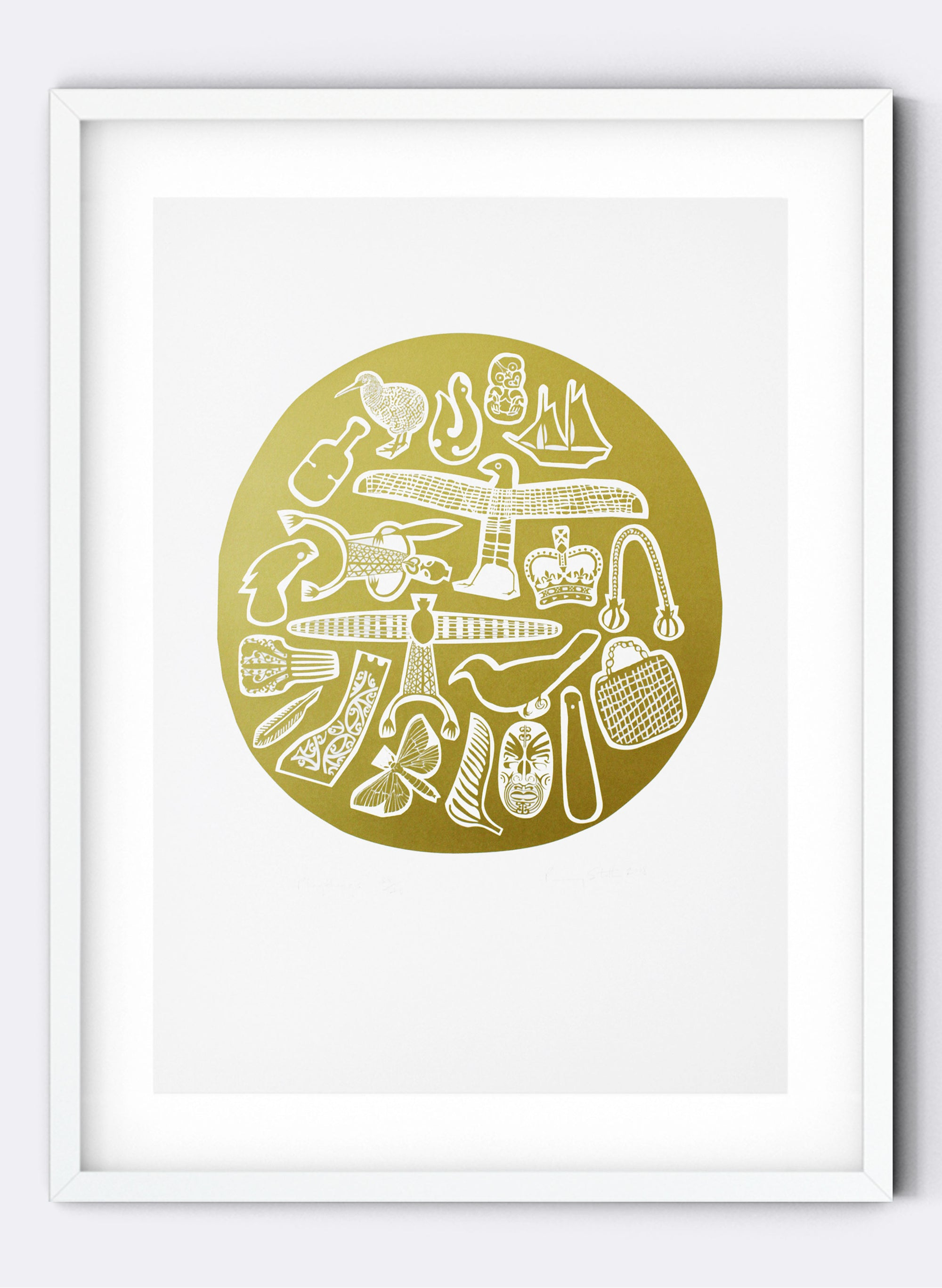 Playthings - Screen Print