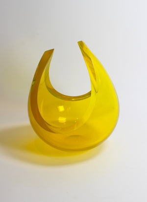 Yellow Votive