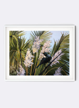 Greenscene No.3 - Giclée Print