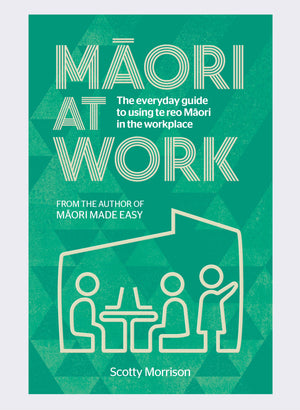 Maori at Work by Scotty Morrison