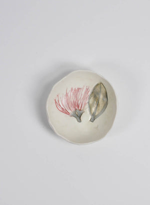 Small Pohutukawa Pinch Bowl #2