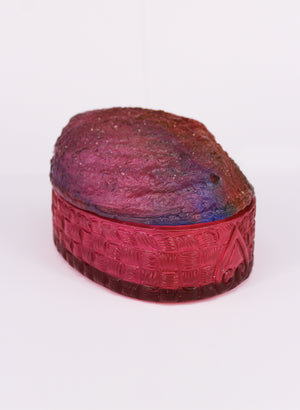 Paua Shell Box - Pink