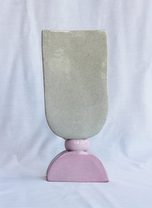 Tall Poppy Vessel - Pink