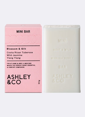 Mini Bar Soap - Blossom & Gilt