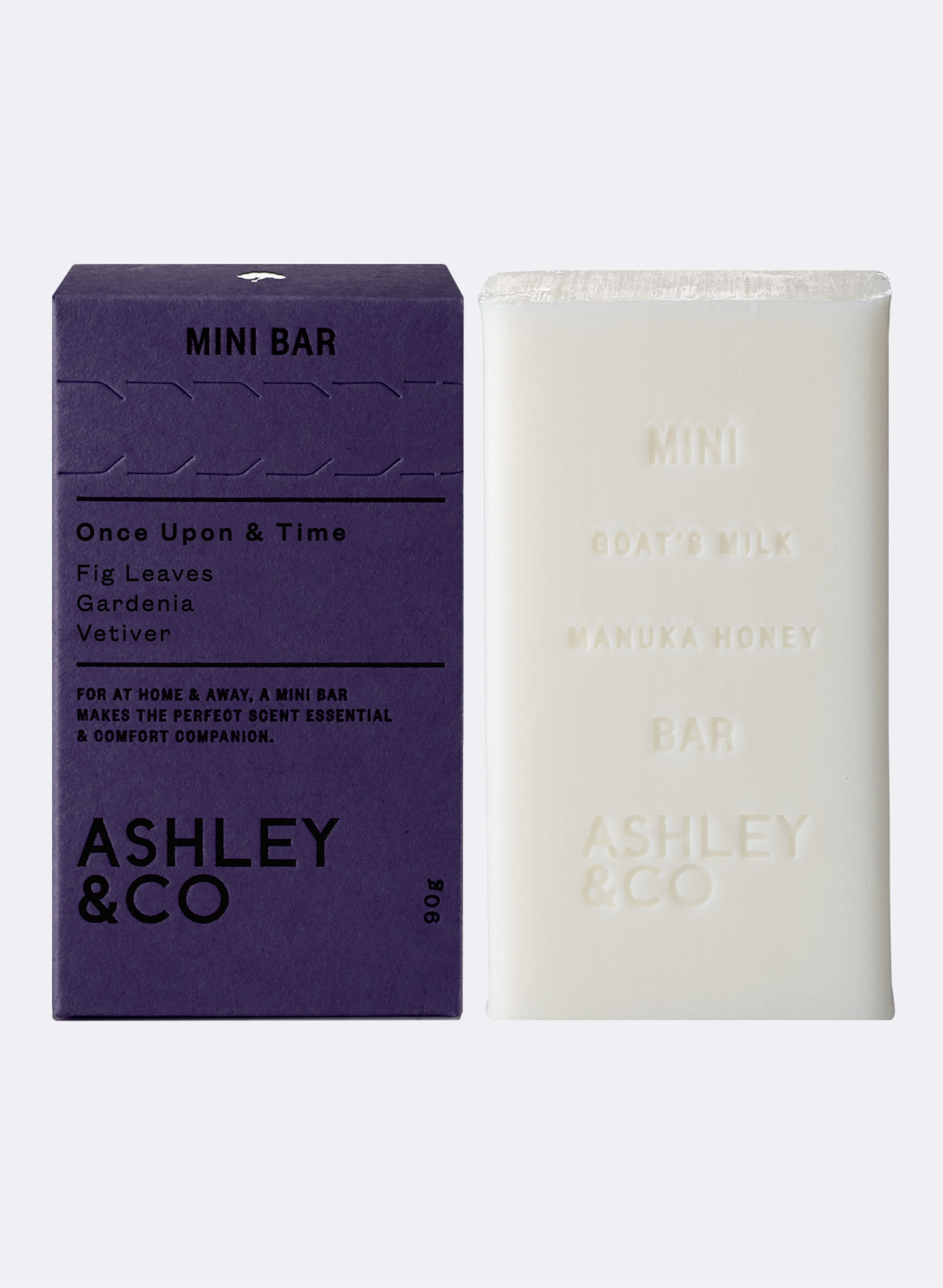 Mini Bar Soap - Once Upon & Time