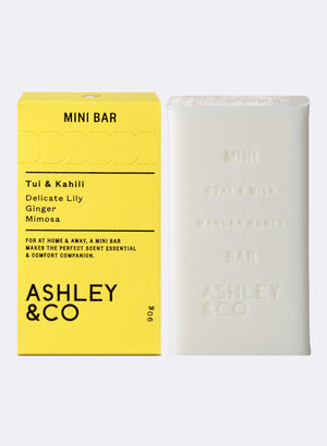 Mini Bar Soap - Tui & Kahili