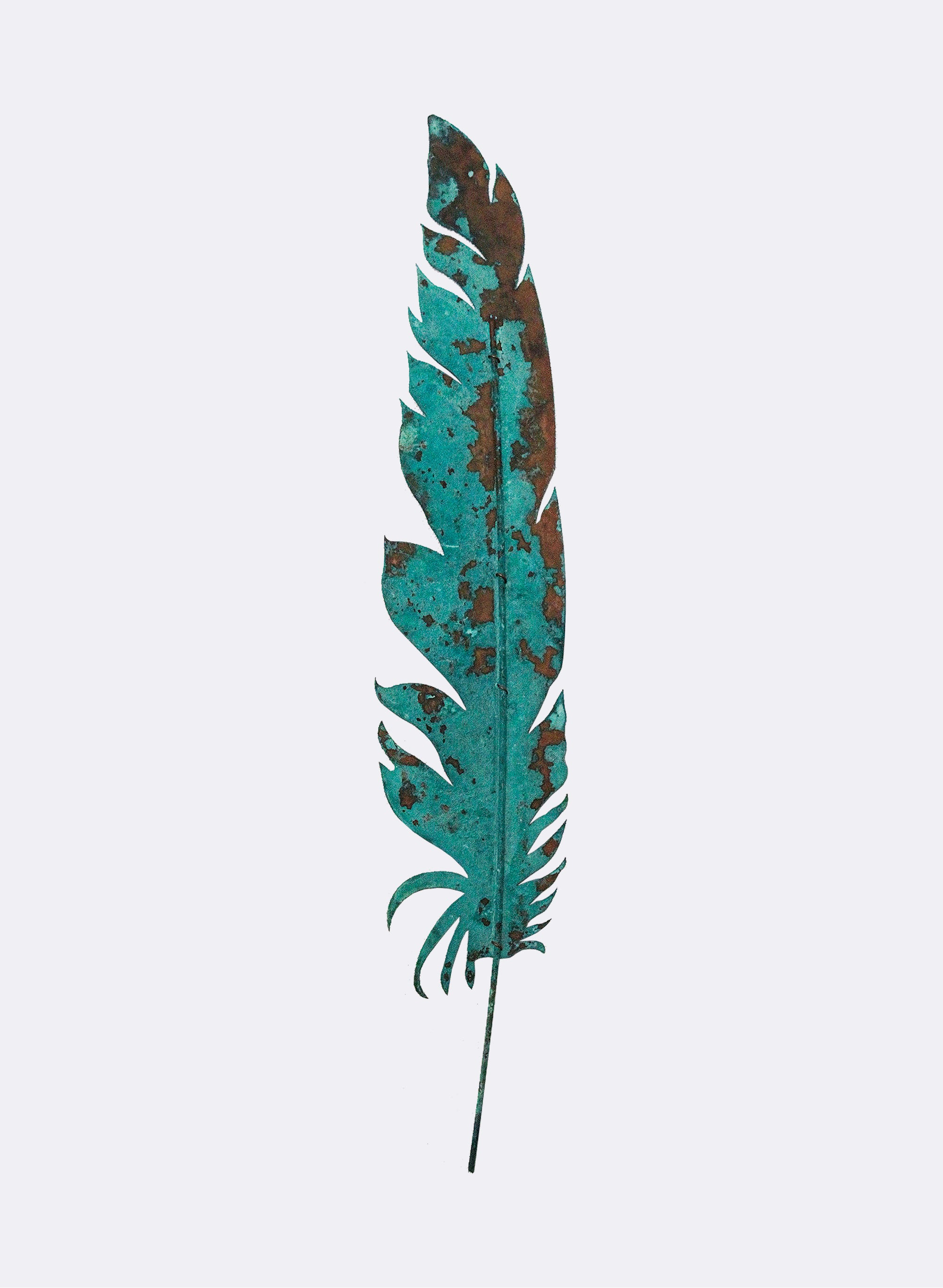 Wispy Feather - Medium
