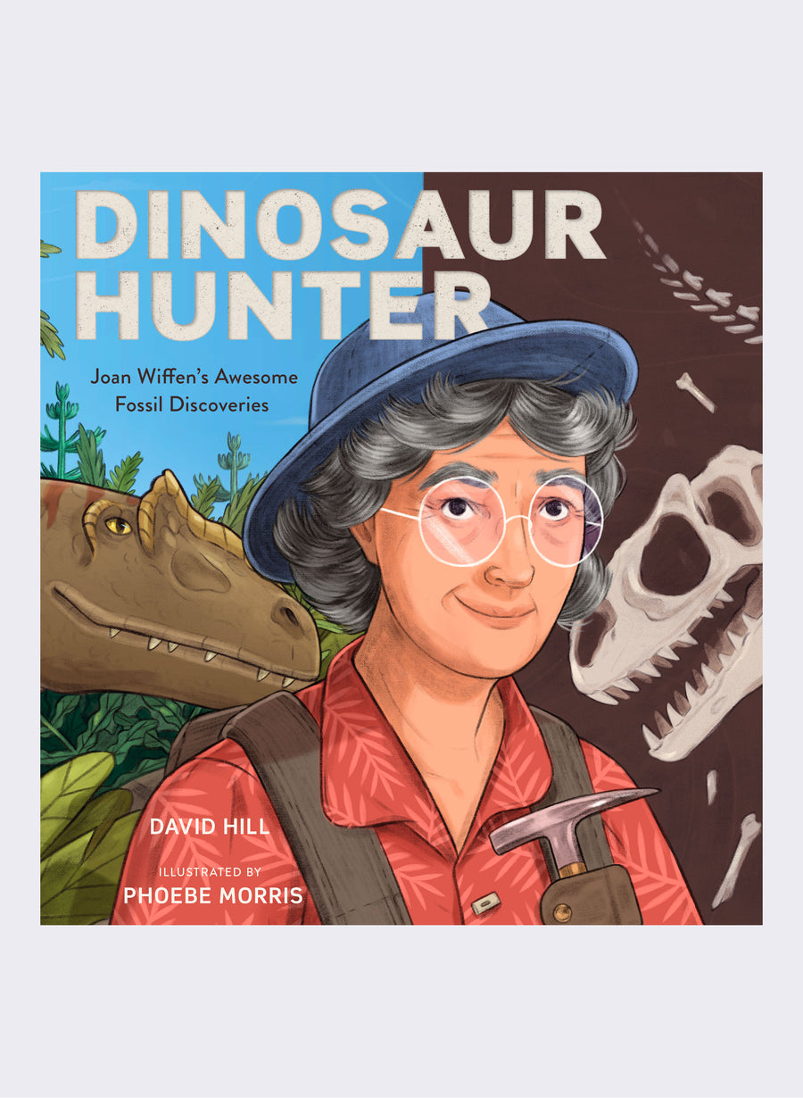 Dinosaur Hunter by David Hill