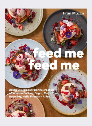 Feed Me Feed Me by Fran Mazza