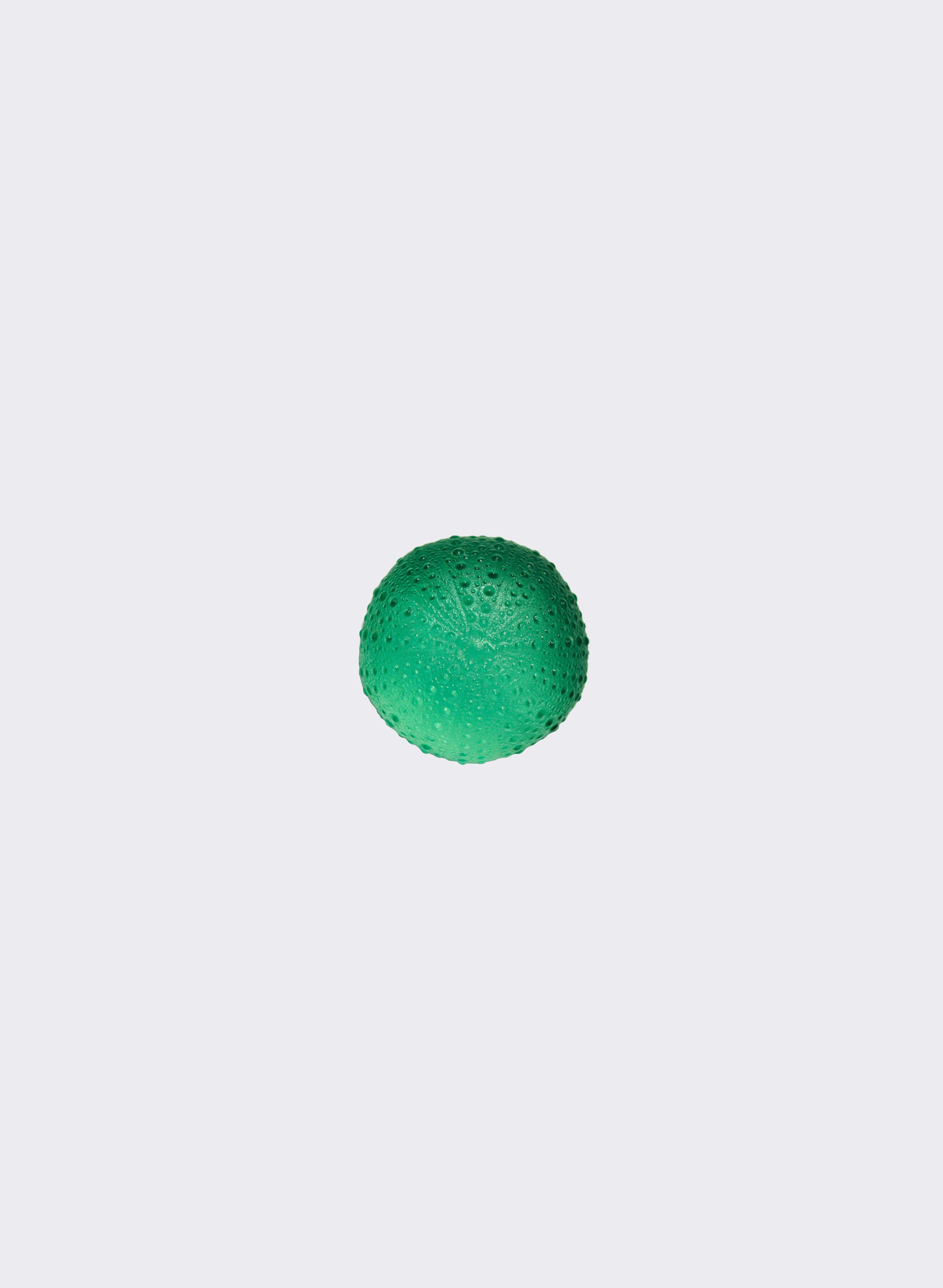 Small Sea Urchin - Pale Jade