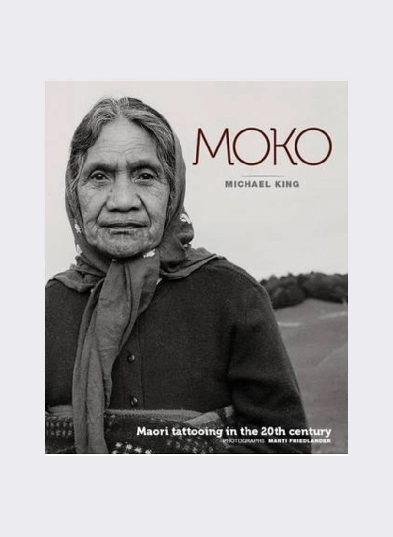 Moko by Michael King