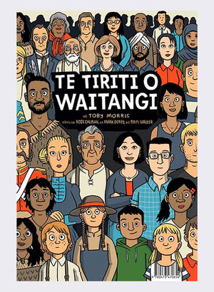 Te Tiriti o Waitangi by Ross Calman and Mark Derby