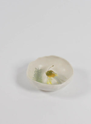Medium Kowhai Pinch Bowl #20