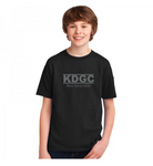Boy's KDGC Next Generation T-Shirt - Personalised