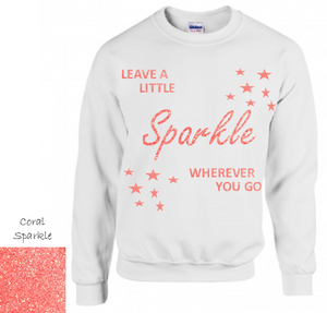 Leave A Little Sparkle Sweatshirt