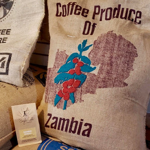 Zambia Washed (1 lb - 16oz)
