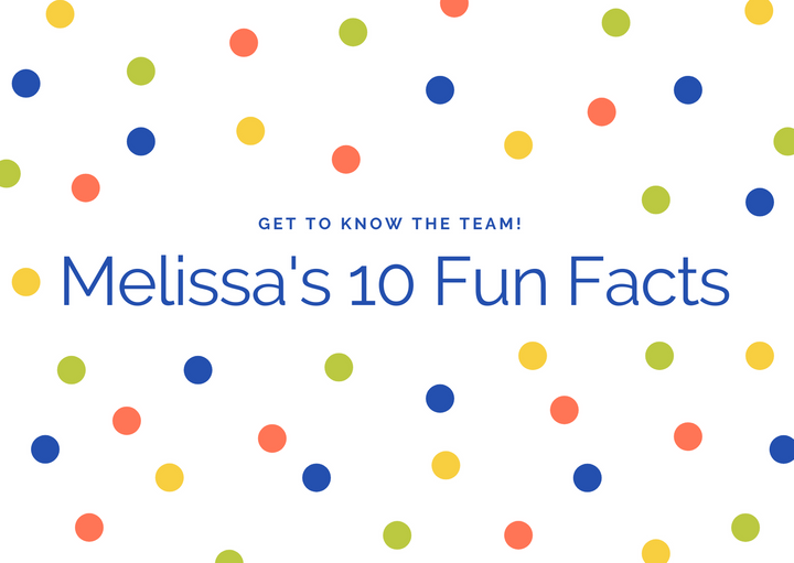 Get to know our CEO, Melissa!