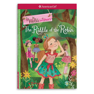 WellieWishers: The Riddle of the Robin (American Girl)