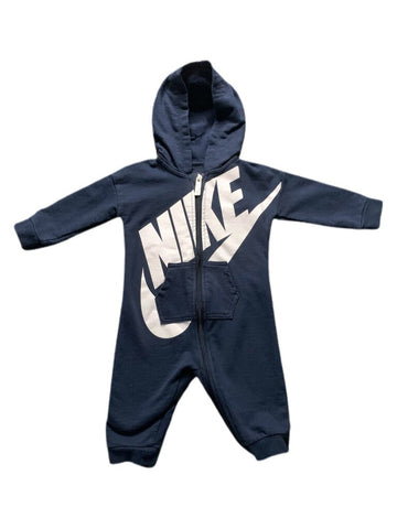 Nike hooded outfit, 6-9 months