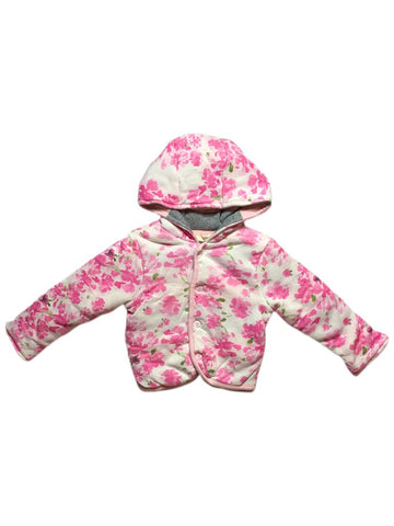 Burt's Bees hooded jacket, 3-6 months