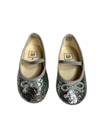 Gap glitter shoes, size 6