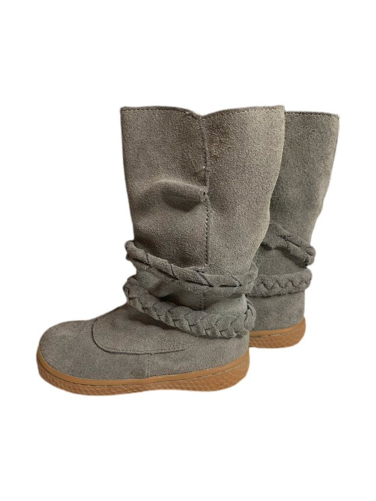 Livie & Luca suede boots, 5