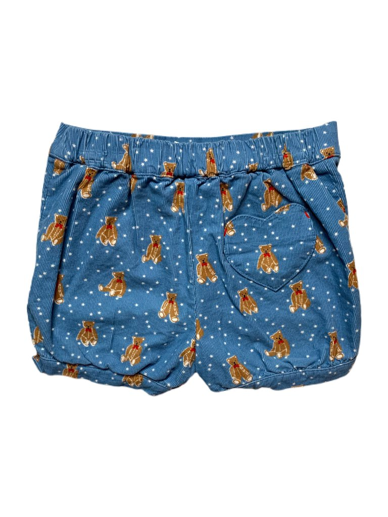 NEW Mini Boden shorts, 18-24 months