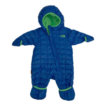The North Face snowsuit, 0-3 months