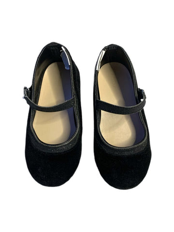 Gymboree black shoes, 9