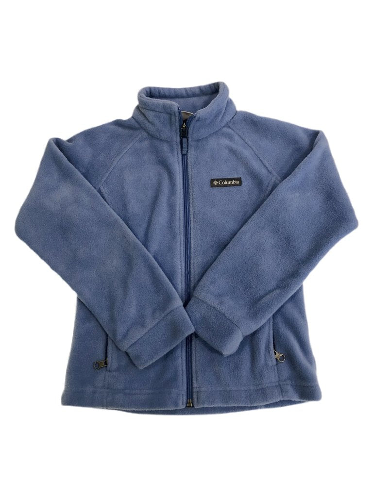 Columbia fleece jacket, 7-8